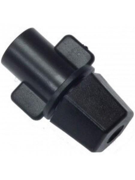 Туманообразователь, черный 8,3л/ч 2,5bar, радиус 1,1-1,2м (MJ1311) - фото 5402