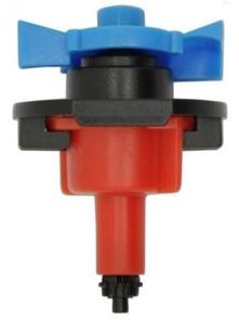 Микроспринклер, подвесной, красный, 80л/ч 2bar, 360гр
