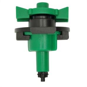 Микроспринклер, зеленый 34л/ч 2bar, 360гр