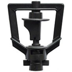 Микроспринклер, черный 32л/ч 2bar, радиус 2,8м