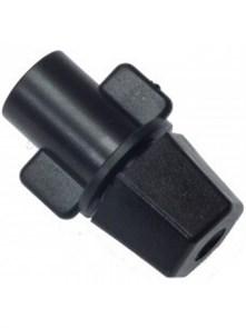 Туманообразователь, черный 8,3л/ч 2,5bar, радиус 1,1-1,2м (MJ1311)