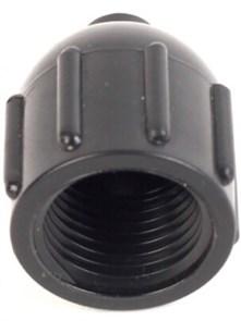 """Микро-спрей адаптер, 1/2""""внутр х 6 мм гнездо"""