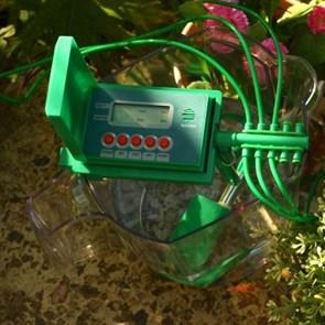 Система автоматического полива для домашних цветов Green Helper GA-010