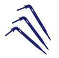Капельница-колышек Г-образная лабиринтная 7.7л/час (подключается к трубке 3/5мм) (2104) - фото 55549