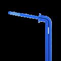 Капельница Г-образная, 15cm, 2л/ч (подключается к трубке 3/5мм) (2152) - фото 55589